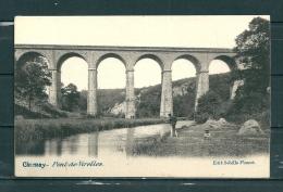 CHIMAY: Pont De Virelles, Niet Gelopen Postkaart (GA16422) - Chimay