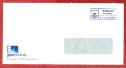 Brief, E Gesaendesa, Palma De Mallorca, Barfrankaturaufdruck (59900) - Poststempel - Freistempel