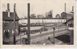 VENDIN LE VIEIL - La Gare Et Les  Fours à Coke - Francia
