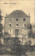 RONGY ..-- La GENDARMERIE . 1921 Vers MAFFLES ( Melle Camille BEUGNIS ) . Voir Verso . - Brunehaut