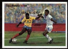 NICARAGUA    BF 228 * *   Cup 1994     Football Soccer Fussball - 1994 – Stati Uniti