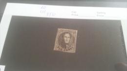 LOT 221387 TIMBRE DE BELGIQUE NEUF(*) N�10 VALEUR 550 EUROS