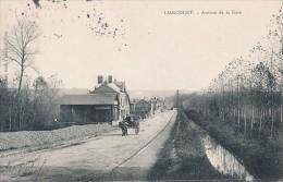 LIANCOURT (60) AVENUE DE LA GARE - Liancourt