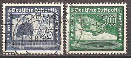 DR 1938 // Michel 669/670 O (3772) - Oblitérés