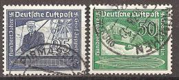 DR 1938 // Michel 669/670 O (3771) - Deutschland