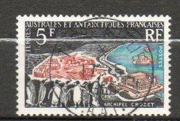 TAAF Archipel Crozet 1963 N°20 - Terres Australes Et Antarctiques Françaises (TAAF)