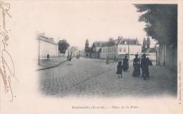 RAMBOUILLET (78) PLACE DE LA FOIRE - Rambouillet