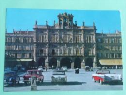 SALAMANCA - Plaza Mayor Y Ayuntamiento - Salamanca