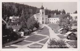 AK Gutenstein - Wallfahrtskirche Mariahilfberg - 1934 (8569) - Gutenstein
