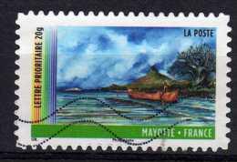 France Autoadhésif  Y&T  N°  644  Oblitéré - France