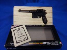 Armodelli Uniwerk Pistola Mauser 1896 Cal. 7,63 SCALA 1:2,5 - Militari