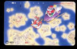 Télécarte NNT - Joyeux Noël - Noel