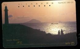 Télécarte NNT - Phare - Phares