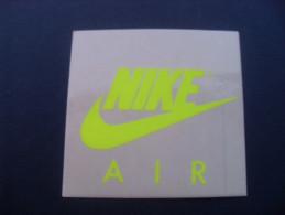 ADESIVO PUBBLICITARIO VINTAGE NIKE AIR - Stickers