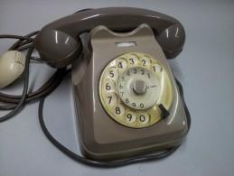 TELEFONO ITALTEL A DISCO - Altre Collezioni