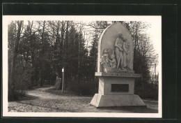 CPA Dobruska, Grafo Cuda Holice, Monument - Czech Republic