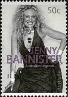 2005. AUSTRALIAN DECIMAL. Fine Arts. (Textiles). 50c. Australian Legends 2005 - Jenny Bannister. FU. - 2000-09 Elizabeth II