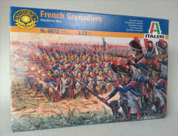 SOLDATINI FRENCH GRENADIERS 1/72 ITALERI HISTORICS NUOVO! - Figurines