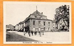 Grevenmacher Hotel De Ville 1910 Luxembourg Postcard - Autres