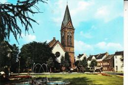 5210 TROISDORF, Ev. Kirche - Troisdorf