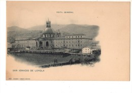 C P A----ESPAGNE---SAN IGNACIO DE LOYOLA----vista General---voir 2 Scans - Espagne