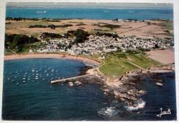 île De Groix - Morbihan 56 Bretagne - CPSM / CP Belle Vue Aérienne - Vue Panoramique - Groix