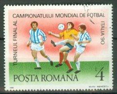 ROMANIA 1990: YT 3890 / Mi 4600, O - LIVRAISON GRATUITE A PARTIR DE 10 EUROS - Oblitérés