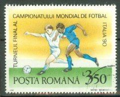 ROMANIA 1990: YT 3889 / Mi 4599, O - LIVRAISON GRATUITE A PARTIR DE 10 EUROS - Oblitérés