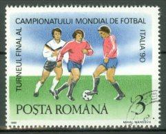 ROMANIA 1990: YT 3888 / Mi 4598, O - LIVRAISON GRATUITE A PARTIR DE 10 EUROS - Oblitérés