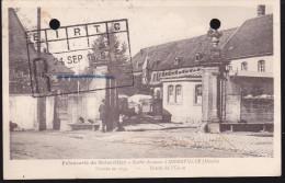 CPA - (57) Niderviller - Faiencerie De Niderviller - Société Anonyme Fondée En 1735 - Entrée De L'usine - France