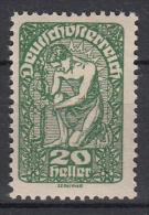 OOSTENRIJK - Michel - 1919 - Nr 264 - MNH** - Ongebruikt