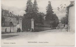 NEUFCHATEAU AVENUE GAMBETTA - Neufchateau