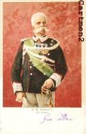 EL RE DI ITALIA S. M. UMBERTO I  ROI D'ITALIE UMBERT 1er 1900 - Case Reali