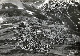 X03 /  DEPT 73 CPSM DENTELLEE 1960 LE COL DE L'ISERAN - France