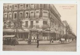 71 Dép.- 32.- Chalon-sur-Saone.- Le Grand Café.  Chalon.- E. Lemoine, Edit. - Chalon Sur Saone