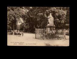 29 Brest 8314 BREST - Le Cours D´Ajot Cours D´ajot Statue 4 Enfants - Brest