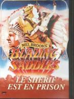 LE SHERIF EST EN PRISON - Mel BROOKS - DVD - Komedie