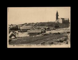 29 Carantec 268 CARANTEC - L´ile Callot. La Chapelle Et La Ferme - Carantec