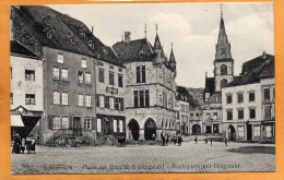 Echternach Consum 1905 Luxembourg Postcard - Echternach