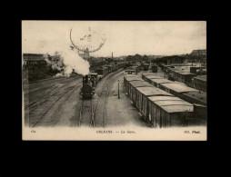 45 Orléans Gare Train - Orleans