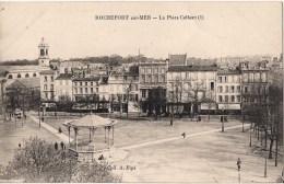 ROCHEFORT SUR MER LA PLACE COLBERT COLLECTION RIPE - Rochefort