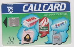 Télécarte  :  Irlande :  Callcard :   Crest  , Oil U Lay... - Irlande