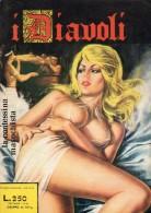 I DIAVOLI  N°2  LA CONTESSINA MASOCHISTA - Libri, Riviste, Fumetti