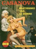 STRESS SERIE ROMANTICA CASANOVA  N°2  BEATISSIMO TRA LE DONNE - Libri, Riviste, Fumetti