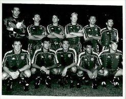1993-94 FUTBOL CLUB BARCELONA Foto Originale Barcellona FC - Alte Papiere