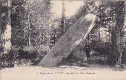 DINAN (Cotes D´Amor), France, 1900-1910s : Menhir De Saint-Samson - Dinan