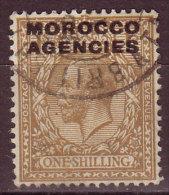 MAROC - Bureau Anglais -1914 - YT N° 16 - Oblitéré - Georges V - Uffici In Marocco / Tangeri (…-1958)