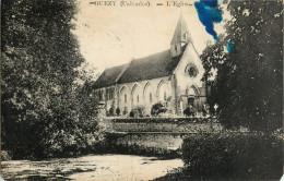 14 OUEZY - L EGLISE - France