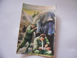 FIGURINA LAMPO STORIA D´ITALIA ANNI 50 N.274 - Stickers
