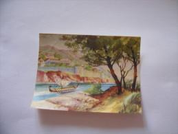 FIGURINA LAMPO STORIA D´ITALIA ANNI 50 N.89 - Adesivi